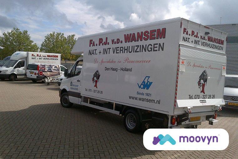 Fa. P.J. van  der Wansem