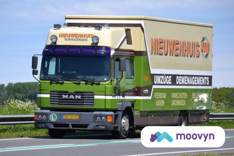 Nieuwenhuis Verhuizingen