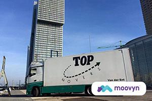 Van der Ent Top Movers